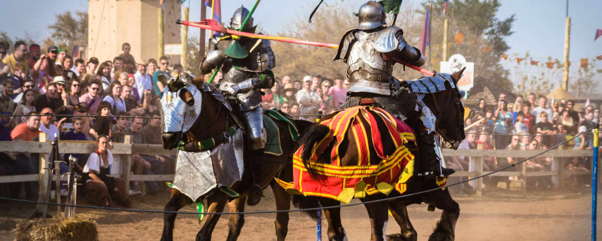 Welcome to the world of the Original Renaissance Pleasure Faire, the Bristol Renaissance Faire, and the New York Renaissance Faire. Where Fantasy Rules!